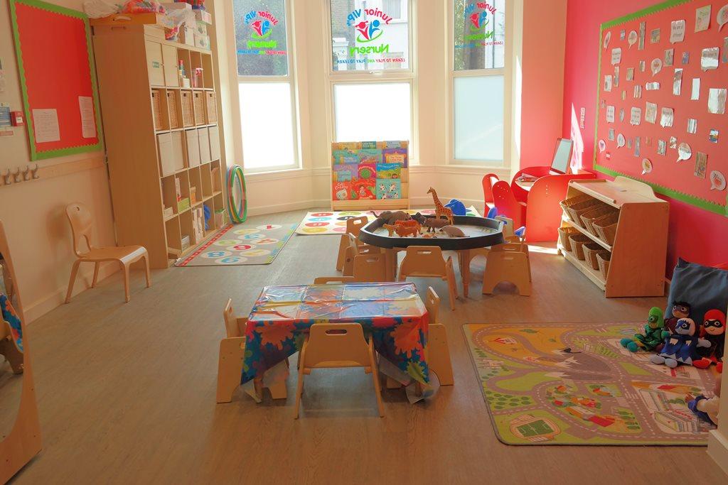 Pre-School Nursery Room Croydon