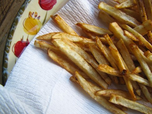 Match Stick French Fries