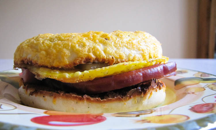 Breakfast Bagel