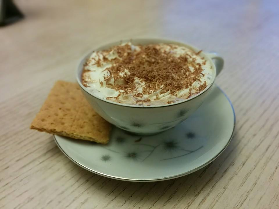 Smore's Hot Chocolate