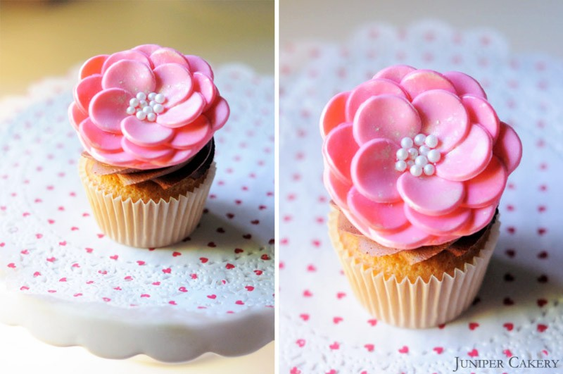 'Tutorial Tuesday': How to create a simple sugarpaste flower!