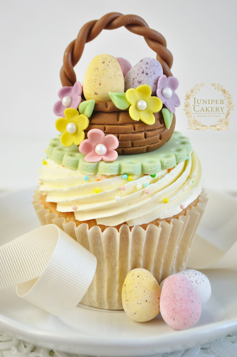 Easter Cakes Cupcakes Recipes