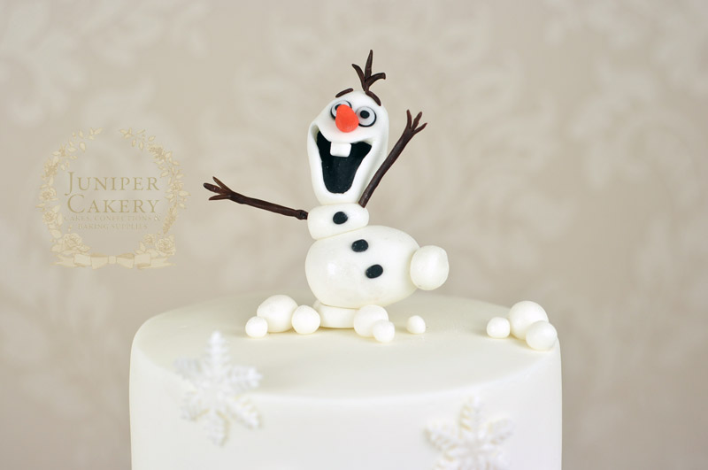 Prime Olaf From Frozen Birthday Cake Juniper Cakery Cakes In Hull Funny Birthday Cards Online Alyptdamsfinfo