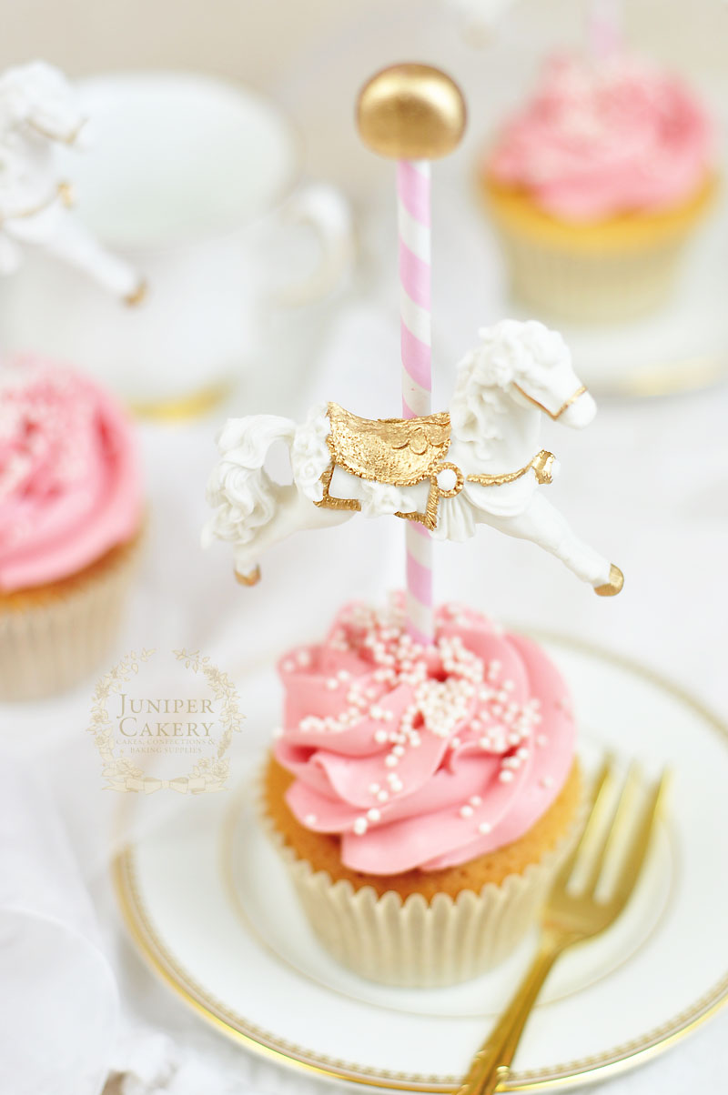 Carousel Cupcake by Juniper Cakery in Anlaby, Hull