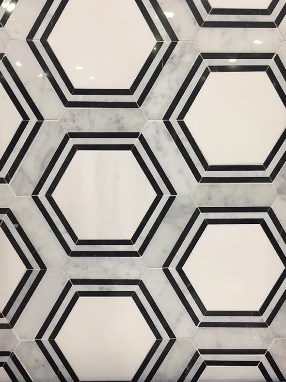 tile for the girls bathroom and beyond