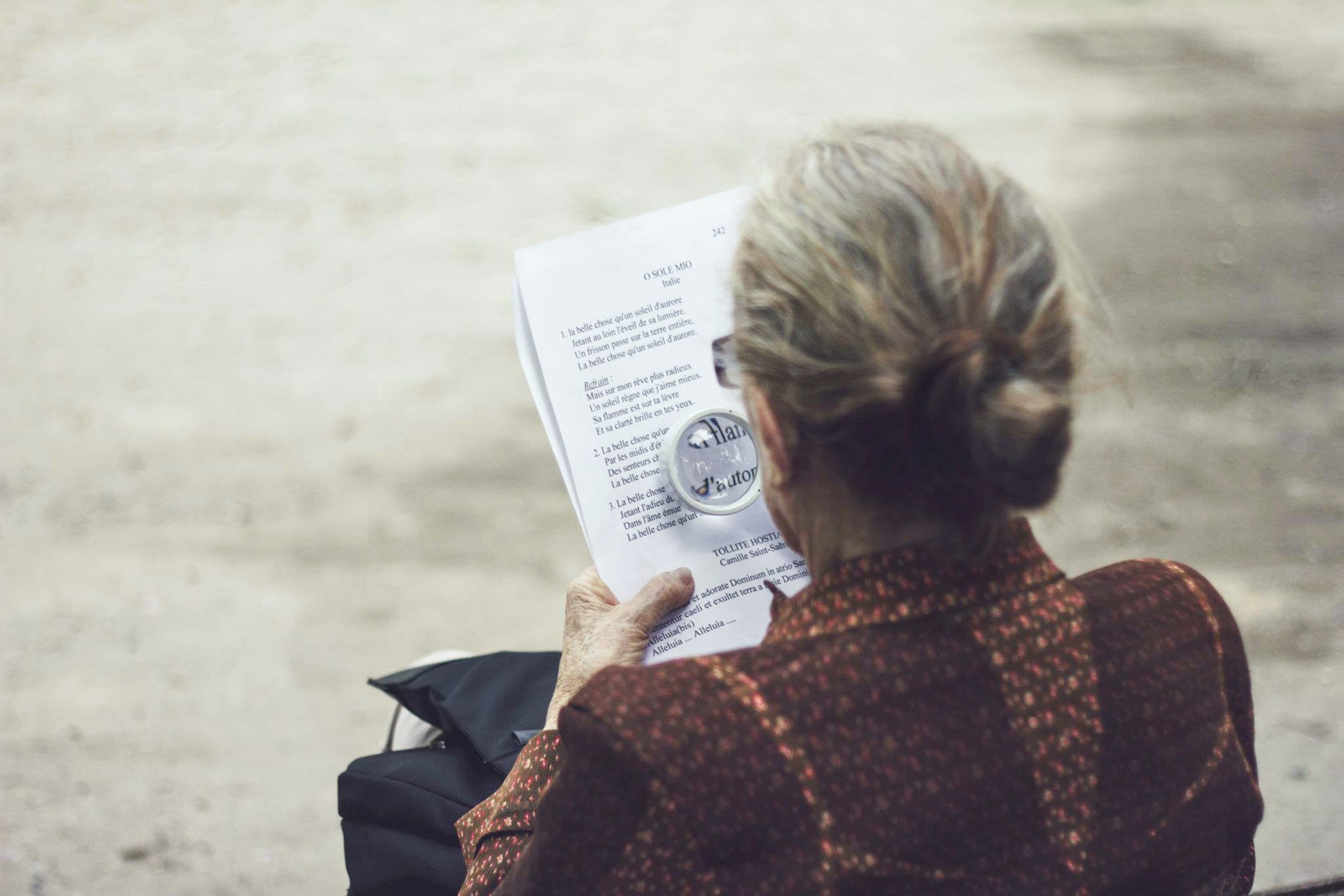 One option for women who haven't saved enough for retirement