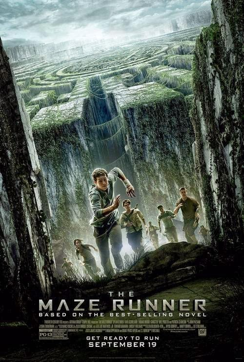 Film The Maze Runner (2014): Labirin Raksasa yang Menyesatkan (1/6)