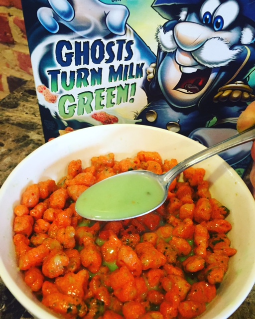happy halloween everyone - Captain Crunch Halloween