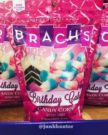 Brach's Birthday Cake Candy Corn