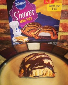 Pillsbury S'mores Mini Pies