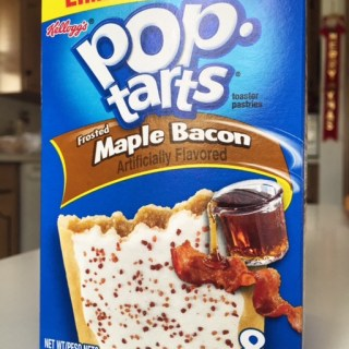 Maple Bacon Pop Tarts
