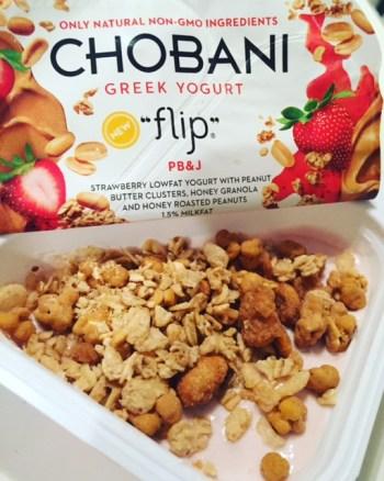 Chobani Flip PB&J