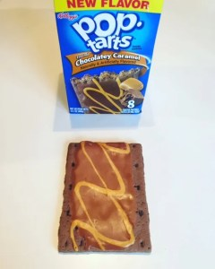 Chocolately Caramel Pop Tarts