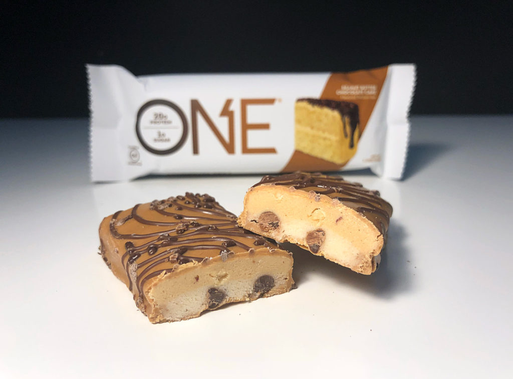 REVIEW: OhYeah! ONE Bars
