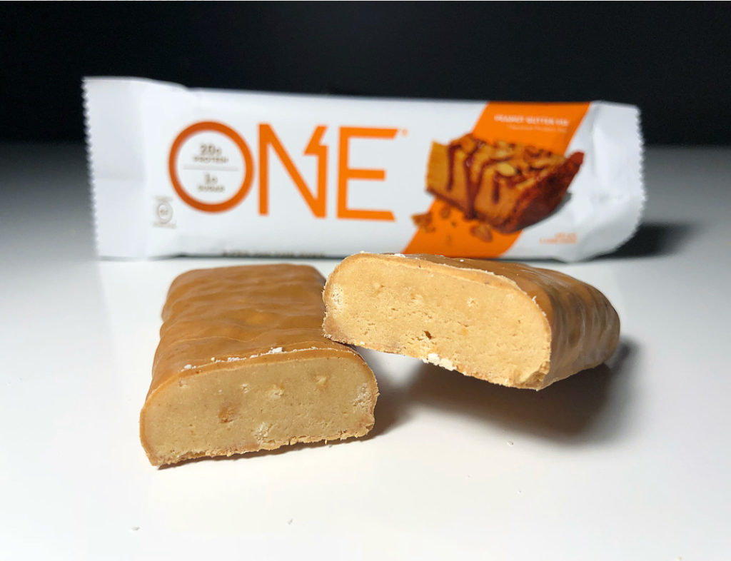 Peanut Butter Pie ONE Bar