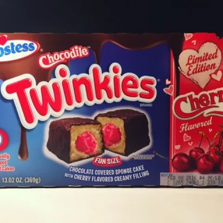Hostess Cherry Chocodile Twinkies