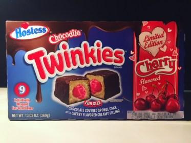 Hostess Cherry Chocodile Twinkies