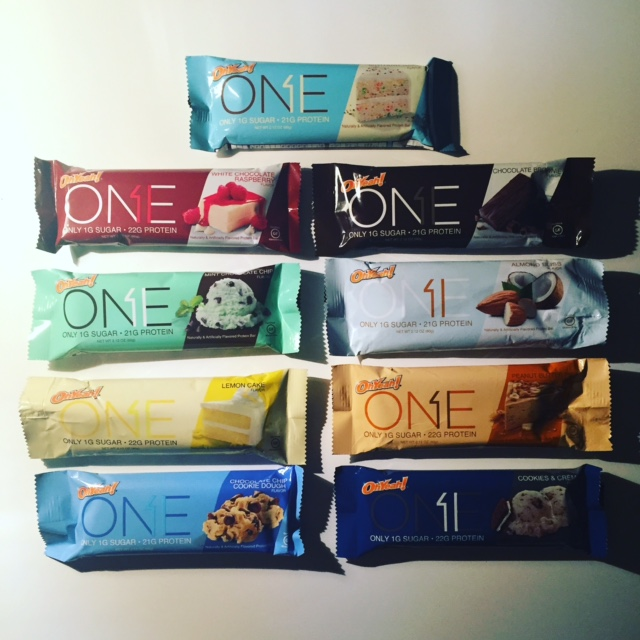 REVIEW: OhYeah! ONE Bars (All Of Them)