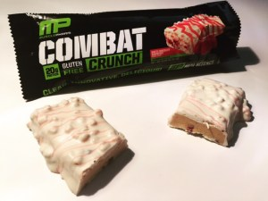 MusclePharm Combat Crunch White Chocolate Raspberry