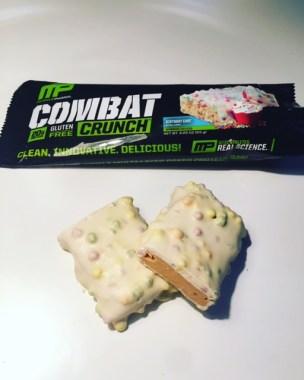 MusclePharm Combat Crunch Birthday Cake