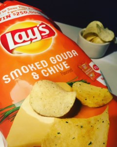 Lay's Smoked Gouda & Chive
