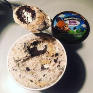 Ben & Jerry's Peanut Butter & Cookies
