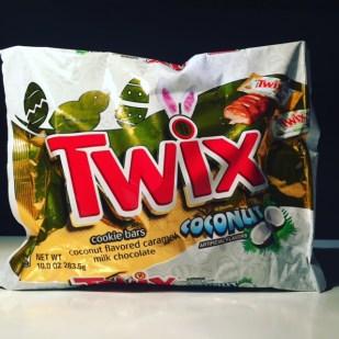Coconut Twix