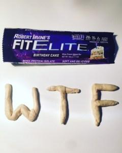 Chef Robert Irvine's Fit Elite Birthday Cake