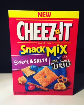 Cheese It Sweet & Salty Snack Mix