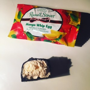 Russell Stover's Mango Whip Egg