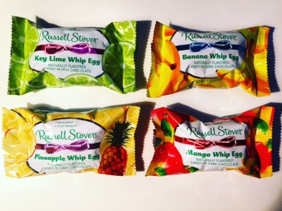 Russell Stover's Whip Eggs
