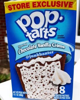 Kellogg's Chocolate Vanilla Creme Pop Tarts