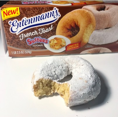 Entenmann's French Toast Soft'ees