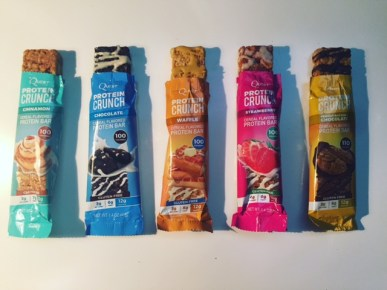 Quest Protein Crunch Bars