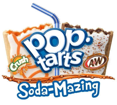 Kelloggs Soda Mazing Pop Tarts