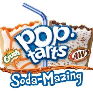 Kellogg's Soda-mazing Pop Tarts