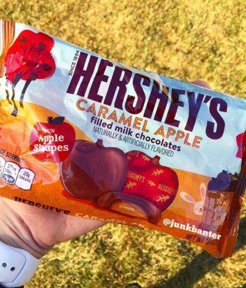 Hershey's Caramel Apple