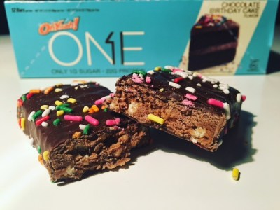OhYeah! ONE Birthday Cake Bar