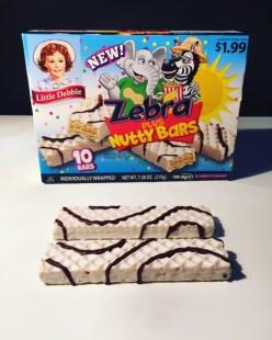 Little Debbie Zebra Plus Nutty Bars