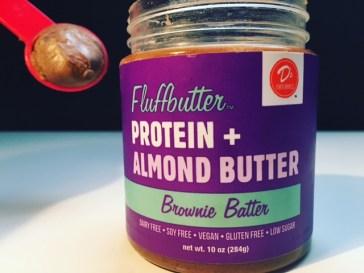D's Naturals Brownie Batter Fluffbutter