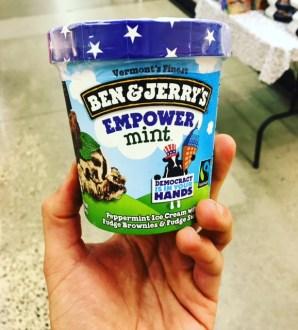 Ben & Jerry's Empowermint