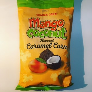 REVIEW: Trader Joe's Mango Coconut Caramel Corn