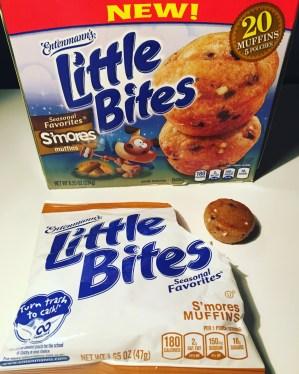 Entenmann's S'mores Little Bites