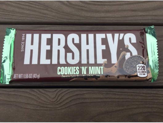 Hershey's Cookies & Mint