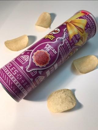 Pecan Pie Pringles