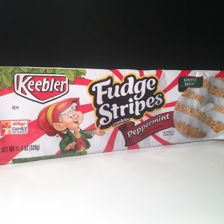 Keebler Peppermint Fudge Stripes