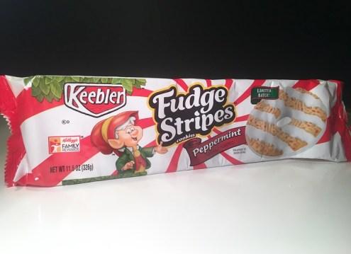 Keebler Peppermint Fudge Stripes