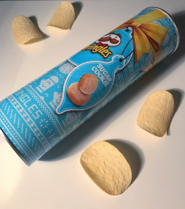 Sugar Cookie Pringles