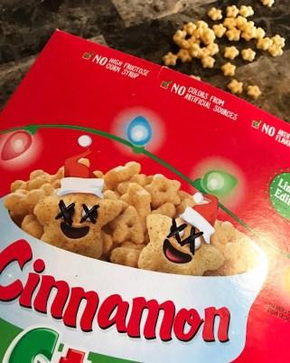 General Mills Cinnamon Star Crunch