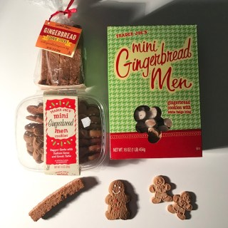 Trader Joe's Mini Gingerbread Men